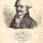 Portrait de Bon Joseph Dacier