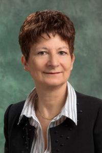 Photo, portrait de madame Brigitte GRANDGILLOTTE, Conseillère municipale