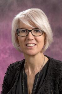 Photo, portrait de madame Élisabeth LEBRÈNE, Conseillère municipale