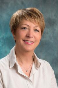 Photo, portrait de madame Ghyslène DENNEBOUY, Conseillère municipale