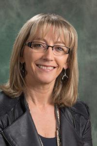 Photo, portrait de madame Marilyne MEYNE, Conseillère municipale