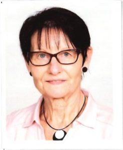 Photo, portrait de madame Pierrette LEGOUPIL, Conseillère municipale