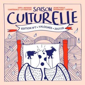 Saison Culturelle édition n°7 – Valognes – 2017/18