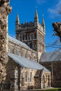 Église de Wimborne Minster