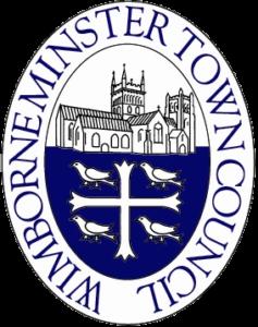 Blason de Wimborne Minster