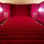 Salle du cinéma vue depuis l'écran