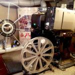 Projecteur 35mm du cinéma le Trianon
