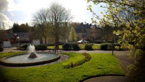 Fontaine - Jardin Anne Heinis