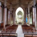 Intérieur de l'église Saint-Malo