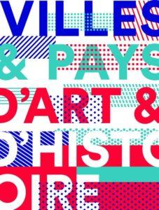 """Logo """"Villes & Pays d'Art & d'Histoire"""""""