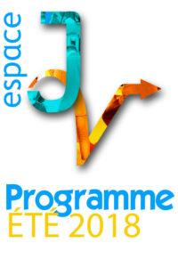 Espace Jeunes - Programme été 2018