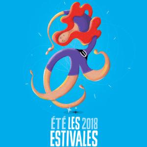 Logo les Estivales été 2018