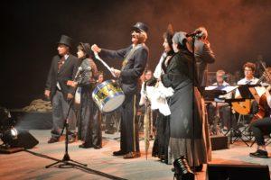 Concert 14-18 troupe les sacrebleu