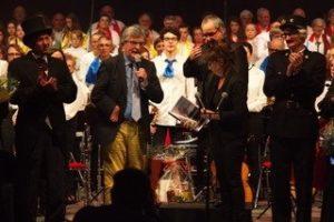 Concert 14-18 discours de Monsieur Le Maire