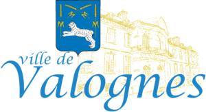 Logo officiel Ville de Valognes