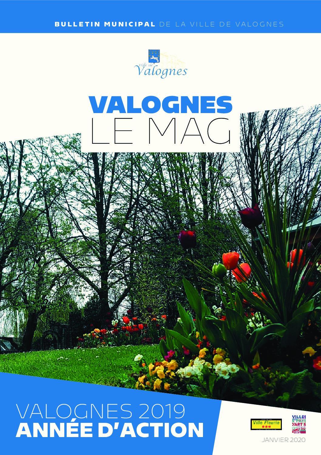 Bulletin municipal 2019 - Valognes 2019 - Année d