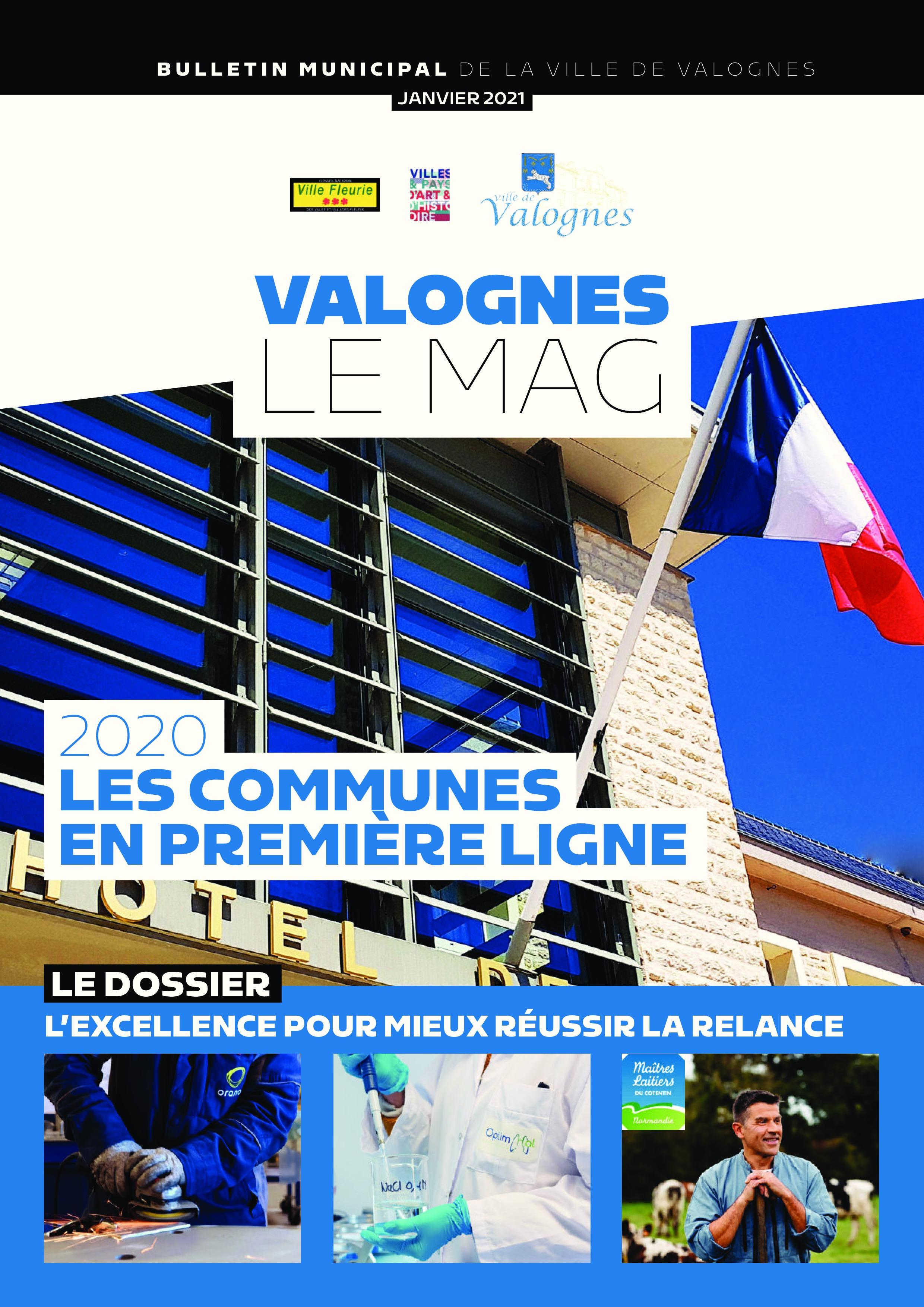 Bulletin municipal 2020 - 2020 - Les communes en première ligne